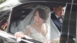 煙波飯店新婚禮車